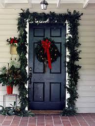 how to hang garland around front doorHow To Hang Garland Around Front Door I91 All About Cool