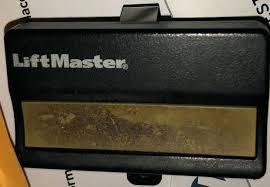 how do i reset my liftmaster garage door opener remote wont program clear codes