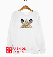 Ron Swanson Greatness Parks And Recreation Sweatshirt