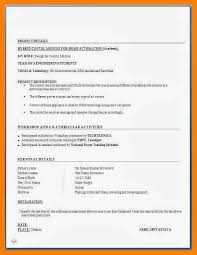 All Resume Format Free Download Resume Format For Freshers Mechanical Engineers Free Download