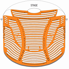 Paris Opera House Seating Chart Dr Phillips Center Seating