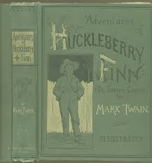 the adventures of huckleberry finn by mark twain book cover the adventures of huckleberry finn bookcover