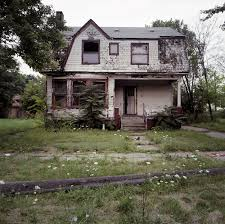 100 abandoned houses by Kevin Bauman  File Magazine