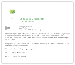 10 Example Of Memo Report For Business Proposal Letter