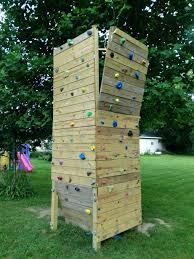 backyard climbing wall backyard climbing wall for kids backyard rock climbing walls for