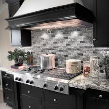 Jeffrey Court Tundra Grey  X  Beveled  In X  In X  Mm - Backsplash tile home depot 2