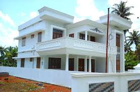 11 cents plot and 2 400 sq ft new house for sale near paddy field