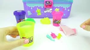 <b>Набор детского</b> рукоделия, делаем разноцветные лизуны ...