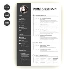 Trendy Resumes Free Download Free Artistic Resume Templates Free Download Trendy Artistic Resume 24