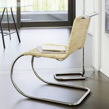 s 533 l chair by ludwig mies van de rohe for thonet
