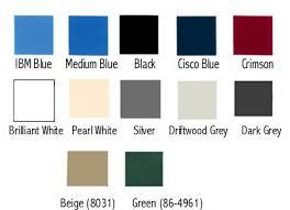 Fed Std 595b Color Chart Standard Cabinet Color Chart