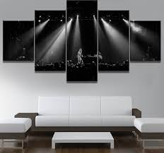 <b>5 Piece Canvas Painting</b> Lil Peep Music Poster Cuadros Canvas ...