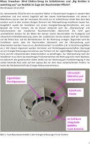 Ultraschall Mikrofon Und Lautsprecher Eigentlicher Rauchgassensor