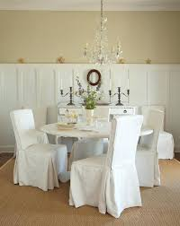 parsons chair slipcover slipcovers for chairs dining room shabby chic style with painted furniture white and parsons chair