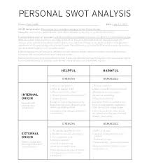 T Chart Template Word Personal Analysis Examples In Free