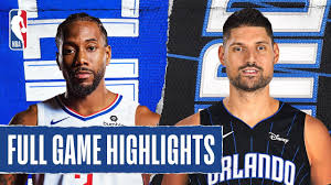 CLIPPERS at MAGIC | FULL GAME HIGHLIGHTS
