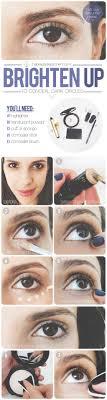 makeup undereye concealing