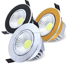 <b>1X Super</b> Bright Dimmable <b>Led</b> Downlight Light <b>COB</b> Ceiling ...