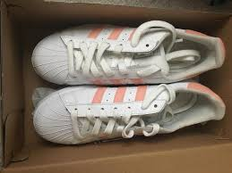 womens adidas superstars size 7 womens adidas superstars size 7 in stoke on trent staffordshire
