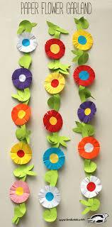 Paper Flower Garland Krokotak Paper Flower Garland