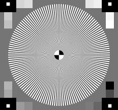 Lens Focus Chart Download High Resolution Test Patterns