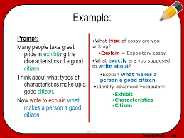 powered writing © evaluating the prompt what to write about  powered writing © 2011 example prompt many people take great pride in exhibiting the