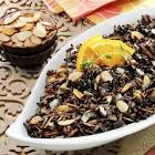 baked wild rice with almonds