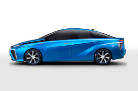 Toyota FCV (Fuel Cell Vehicle) Hydrogen Concept Photo Gallery ...