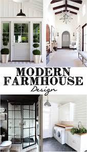 Best 25+ Modern farmhouse style ideas on Pinterest   Modern ...