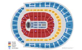 Garth Brooks Bridgestone Arena Seating Chart Bridgestone Arena Seating Chart With Rows Ofertasvuelo