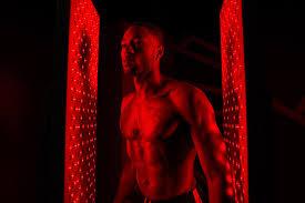 Bulletproof Blue Light Inside Dave Aspreys Bulletproof Body Hacking Gym Wired