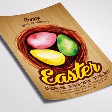 Easter Flyer Template Template For Free Download On Pngtree