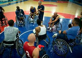 usa team wraps up second day of invictus games training > u s air  usa team wraps up second day of invictus games training