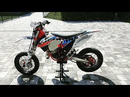 ktm exc 125 supermoto new crew bike youtube