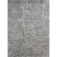 gemstone hematite 4 ft x 6 ft area rug
