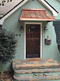 front door awningINSPIRATION  Projects  Gallery of Awnings