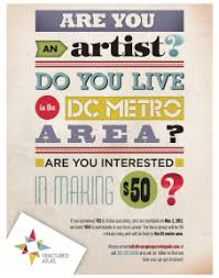 focus group flyers dc area artists needed for focus group about health care future of