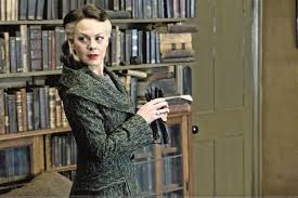 Harry potter and the deathly hallows: Modern Medea Stars Potter Film S Helen Mccrory