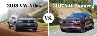 2018 volkswagen touareg. wonderful 2018 2018 vw atlas vs 2017 touareg in volkswagen touareg t