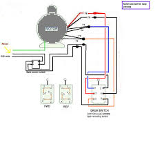 how to wire a baldor l3514 6 pole drum switch single phase at 220v wiring a 240 volt drum reversing switch at Baldor Drum Switch Wiring Diagram