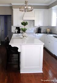 kitchen cabinet molding remodel