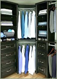 corner clothes rod wood closet rod home depot home depot closet shelf closet organizers home depot