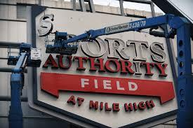 liquidator s deadline for mile high stadium naming rights passes liquidator s deadline for mile high stadium naming rights passes out a lead bidder the denver post