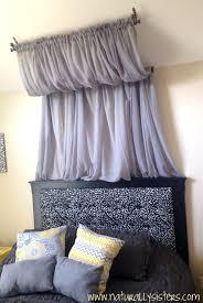 Bedroom Curtain Rod Diy Bedroom Curtains Free Image