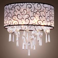 outdoor trendy drum shade chandelier with crystals 30 81wq41mnh 2bl sl1500 glamorous drum shade chandelier with