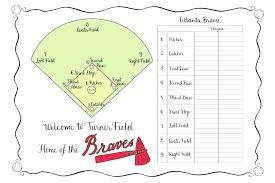 Baseball Field Diagram Fillable Baseball Position Chart Atlaselevator Co