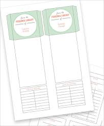 9 Library Card Templates Psd Eps Free Premium Templates