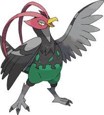 Pokemon 521 Unfezant Pokedex Evolution Moves Location Stats