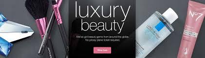 luxury beauty we ve got beauty gems from around he globe