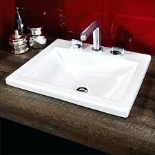 american standard porcelain sink